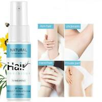 Hair Removal Spray Inhibition Reduce Shrink Pores Depilatory Natural Cleaner NEW