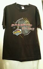 2007 Jansport Brooklyn Cyclones Professional Baseball Adult Medium Tshirt EXCELL