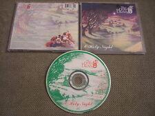 RARE OOP Denver Brass CD O Holy Night CHRISTMAS Colorado 2001 Greensleeves SANTA
