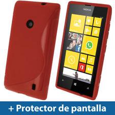 Carcasas de color principal rojo para teléfonos móviles y PDAs Nokia