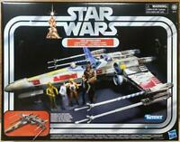 Star Wars The Vintage Collection Luke Skywalker's X-Wing Starfighter Vehicle