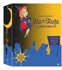 Vita da strega - La Serie Completa - Stagioni 1-8 (34 DVD) - ITA ORIGINALE -