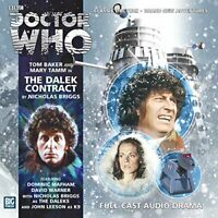 The Dalek Contract (Doctor Who: The Fourth Doctor Adventu... by Briggs, Nicholas