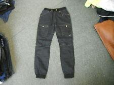 """Voi Jeans Jeans BK Penshurst Cintura 30"""" pierna 32"""" negro se desvaneció Hombres Jeans"""