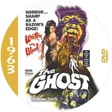 """The Ghost (1963) Sci-Fi and Horror NR CULT """"B"""" Movie DVD"""