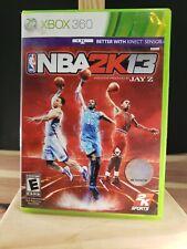 NBA 2K13 - Xbox 360 (complete)