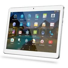 """Android Tablet 10 Inch with Sim Card Slots - YELLYOUTH 10.1"""" 4GB RAM 64GB ROM..."""