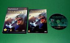 Giants Citizen Kabuto mit Anleitung und OVP fuer Playstation 2 PS2
