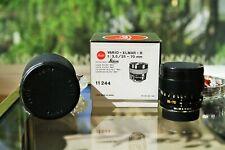 "LEICA Vario-Elmar-R 35-70mm Zoom F3.5 (E60) ""Top""  3CAM 11244"