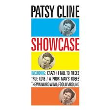 CD PATSY CLINE SHOWCASE I FALL TO PIECES CRAZY TRUE LOVE HAVE YOU EVER BEEN LONE