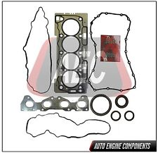 Full Gasket Set Fits Peugeot 206 Partner 1.6 L TUSVP4 DOHC #DFS1411
