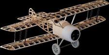 Simprop Electronic Sopwith Camel Doppeldecker klassischer Holzbausatz - 0300870