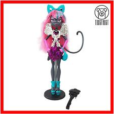 Monster High Boo York esquemas Catty Noir Muñeca Ghouls hija de Werecats