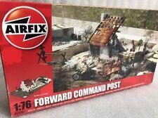 Airfix 1/76 a03381 kit modelo de mando Diorama hacia adelante