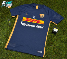 PLAYERA ENTRENAMIENTO PUMAS UNAM NIKE OFFICIAL 2020 TRAINING JERSEYS