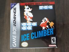 NEW Sealed! Ice Climber Classic NES Series for Nintendo Game Boy Advance (GBA)
