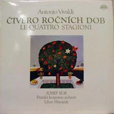 Suk - Vivaldi Ctvero Rocnich Dob LP Mint- 10 2028 1 011 Vinyl 1983 Record