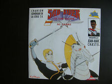 SP SAB-RIDER / Jean-Marc Chastel   Carrere 14534 (1988)
