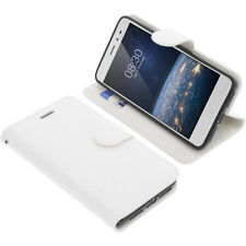 Custodia Per Tp-Link Neffos X1 Lite Book-Style Protettiva Cellulare Libro Bianco