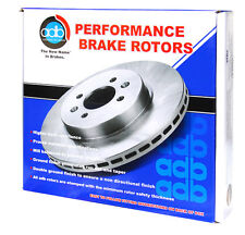 ADB PERFORMANCE OEM BRAKE ROTOR FRONT PAIR 300MM HONDA ACCORD EURO 2.4L MDX 3.5L