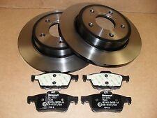 Original Bremsscheiben + Beläge hinten 1748745+1809259 Ford Focus-C-MAX (265mm)