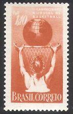 Brazil 1954 Basketball/Sport/Games 1v (n24600)