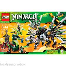LEGO Ninjago Epic Dragon Battle - 9450 - 452 piece set - Ages 8-14 Years