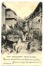 CPA 73 Savoie Aix les Bains Moulins de Grésy