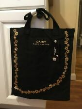 Marc Jacobs Daisy Black Tote Shopper Bag...BRAND NEW...
