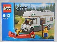 LEGO 60057CAMPER VAN Set CITYCanoe Kayak 2 Minifigures Camping Sealed NEW Box