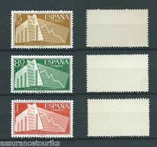 ESPAGNE - 1956 YT 887 à 889 - TIMBRES NEUFS** LUXE