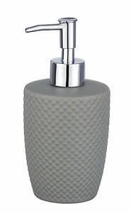 Wenko Punto Grey Soap Dispenser 22959100