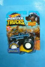 "2019 HOT WHEELS Monster Trucks ""Bigfoot"" Ford MIP 1/64 Diecast"