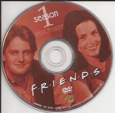 Friends (DVD) Season 1 Disc 3 Replacement Disc U.S. Issue!