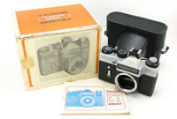 ⭐MINT⭐ 1986! ZENIT-ET ЗЕНИТ Russian Soviet USSR SLR 35mm Camera M42 Body & Case