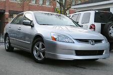 2003 2004 2005 HONDA ACCORD HFP STYLE FRONT LIP BODY KIT SEDAN 03 04 05 4-Door
