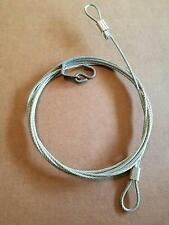 Cable Drowners Drowning Cables Drowner 10 feet 1/8 Beaver Beavers Trapping 6