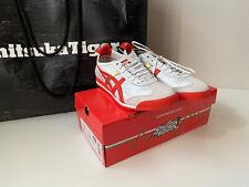ASICS Onitsuka Tiger Street Fighter Chun Li Shoes Sneakers Red NIB Size 7 WOMEN