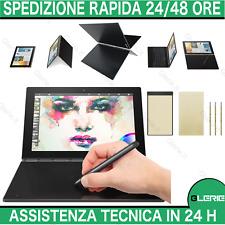 """LENOVO Tablet computer portatile PC YOGA BOOK 10.1"""" DDR3 4GB 64GB LTE 4-CORE."""