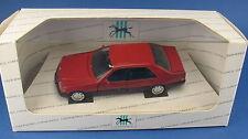 CURSOR GAMA 291 - Mercedes-Benz 300 600 SE SEL - W140 - rot - 1:43 - Modellauto