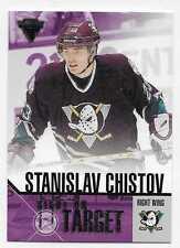 02/03 TITANIUM RIGHT ON TARGET Stanislav Chistov #1