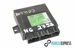 FORD MONDEO COUGAR Control Unit 98 AG 15K600 FB / 5WK47240B