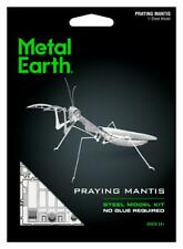 Fascinations Metal Earth Insect Praying Mantis 3D Steel Puzzle Model Kit MMS069