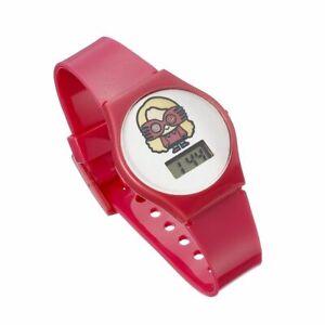 Harry Potter Luna Lovegood Pink Watch