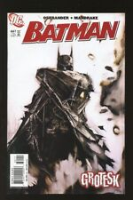 BATMAN #661 NEAR MINT 2007 GROTESK #mt-2017-036