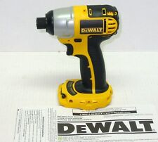DeWALT 18V 18 Volt Cordless Impact Driver DC825 W/ Quick Release Bit Shank NEW