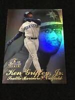 1998 Flair Showcase Baseball KEN GRIFFEY JR REFRACTOR, S2R1S3, Mariners HOFER