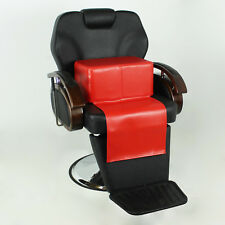 Child Kid Seat Booster Cushion Salon Barber Chair Haircut Hairdressing Red