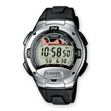 NEW Casio Black Mens Watch Casio Collection W-753-1AVES