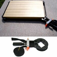Rapid Clamp Woodworking Mirror Corner Vice Strap 4 Jaws Picture Frames Drawer